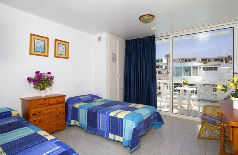 Studio apartment with fixed rental contract in Puerto del Carmen