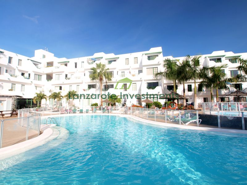 Apartment fully refurbished in sought after complex in Puerto Del Carmen