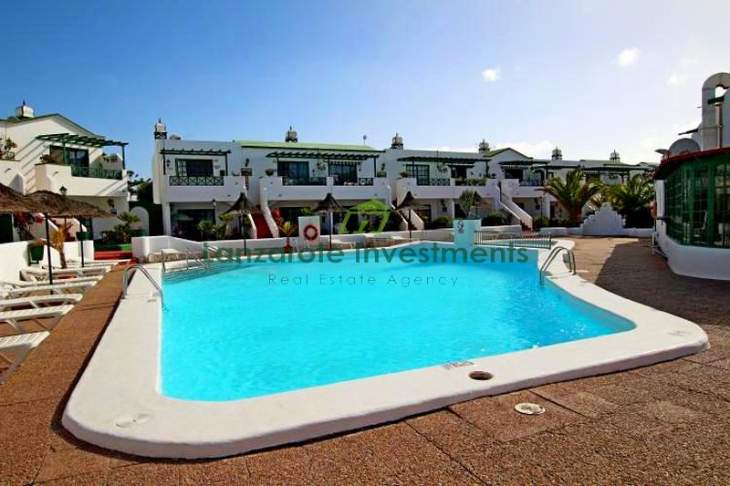 Exclusive Ground Floor Apartment in gated complex with pool