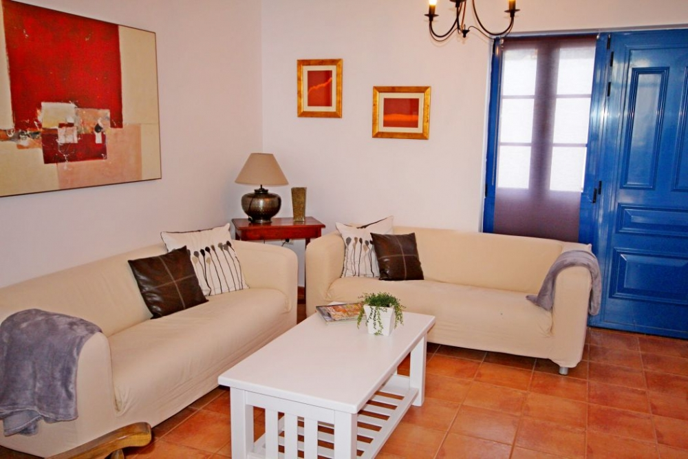 A Well Appointed Two Bedroom House In Puerto Calero For Sale