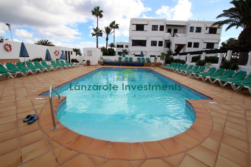 Beautiful Two bedroom Apartment on a front line complex in Puerto del Carmen