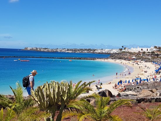 Property of the month- Playa Blanca