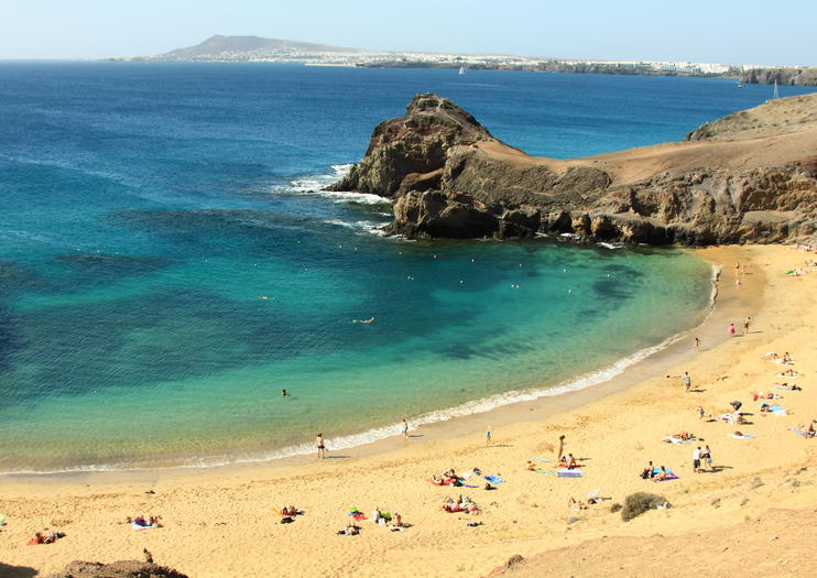 Getting to know Playa Blanca