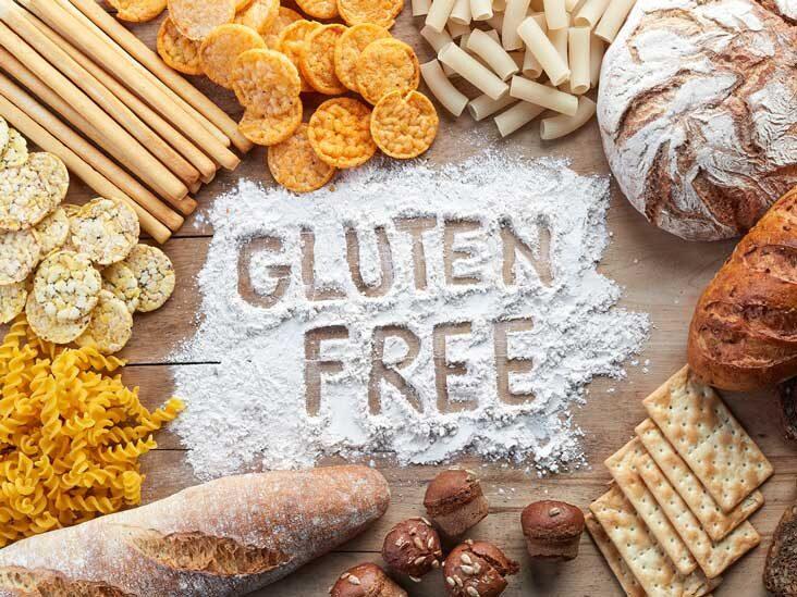 Gluten free diet ? No problem !