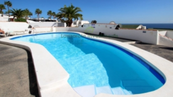 Three Bedroom Detached Villa with Sea Views in Puerto del Carmen