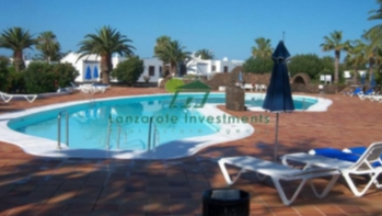 Fantastic Bungalow with a Touristic License in Playa Blanca