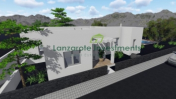 Plot of Land with a Three Bedroom Project in Tías