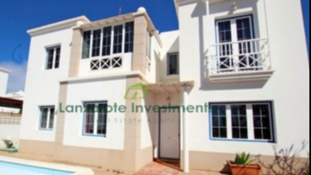 3 bedroom villa with separate apartment and private pool