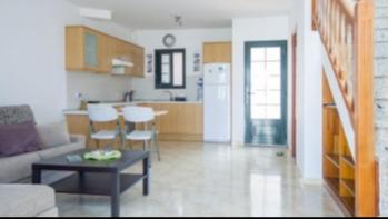 2 Bedroom Duplex with private garden for sale in Playa Blanca