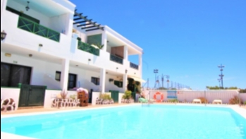 1 Bedroom apartment with communal pool for sale in Puerto del Carmen