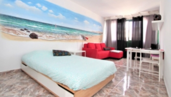 Top floor studio apartment for sale in Puerto del Carmen