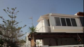 2-Zimmer-Wohnung mit separatem 25m2 Anhang zum Verkauf in Puerto del Carmen