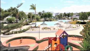 1 bedroom ground floor apartment close to the beach for sale in Costa Teguise