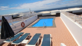 Beautiful 2 bedroom villa with private pool and sea views for sale in Puerto del Carmen