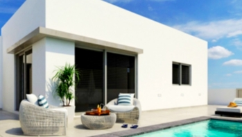 Selection of single story refurbished villas with 2 and 3 bedrooms for sale in Playa Blanca