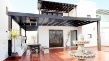 Stunning detached 2 storey villa close to the beach in Puerto Del Carmen