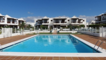 3 Bedroom duplex with sea views for sale in a quiet area of Playa Blanca