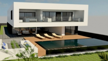 Exclusive off plan promotion of 16  luxury villas in Puerto Calero