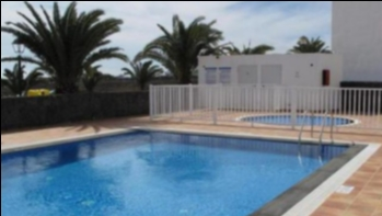 Modern 3 Bedroom duplex with communal pool for sale in Costa Teguise