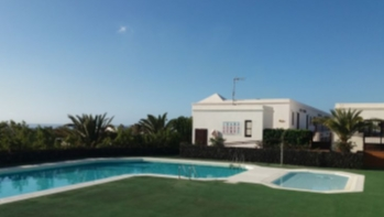 Stunning 2 bedroom apartment with sea views for sale in Costa Teguise