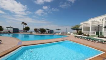 Spacious 1 bedroom apartment with sea views in Puerto del Carmen