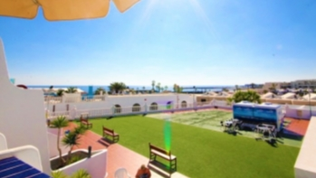1 Bedroom apartment with sea views for sale in Costa Teguise
