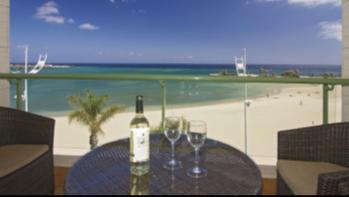 Frontline luxury 3 double bedroom apartment for sale in Arrecife
