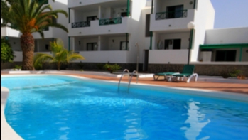 1 Bedroom apartment in central location of Costa Teguise