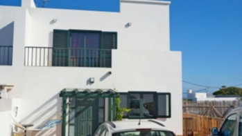 Spacious semi detached house with lovely views for sale in Tinajo