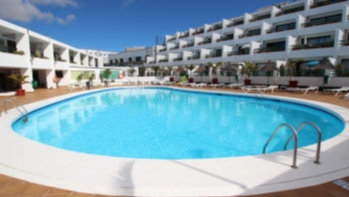1 Bedroom ground floor apartment on popular complex in Puerto del Carmen