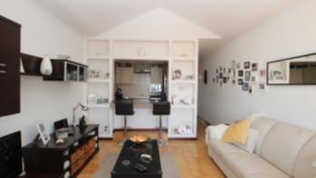 Spacious 2 bedroom top floor apartment with sea views in Puerto del Carmen