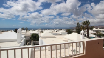 2 Bedroom penthouse with private terrace for sale in Tias