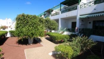 Ground floor 1 bedroom apartment with sea views in Puerto del Carmen