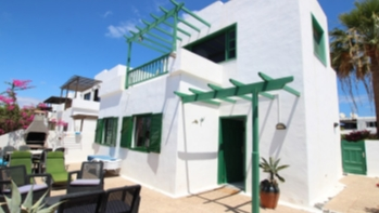 Four bedroom detached house with sea views for sale in Puerto del Carmen