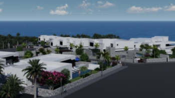 Luxury off plan promotion in Puerto Calero of 16 villas with prices from 750.000€