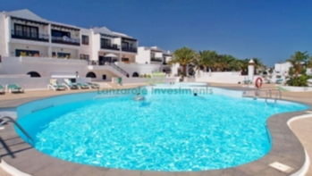 2 Bedroom apartment ideally located only 200m from the beach of Puerto Del Carmen