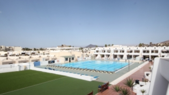 1 Bedroom apartment with lovely sea & pool views for sale in Costa Teguise