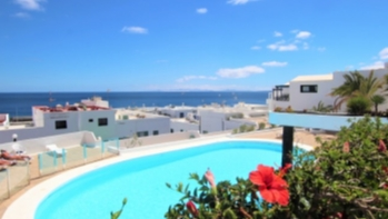 1 bedroom apartment with stunning sea views in Puerto del Carmen