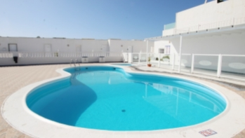Frontline 2 bedroom duplex with sea views for sale in Puerto del Carmen