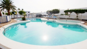 Bright 1 bedroom apartment on immaculate complex in Puerto Del Carmen