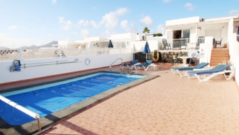 Immaculate villa with private pool and stunning sea views in Puerto del Carmen