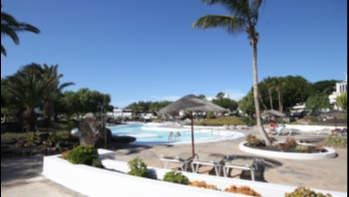 Los Molinos top floor apartment for sale in Costa Teguise