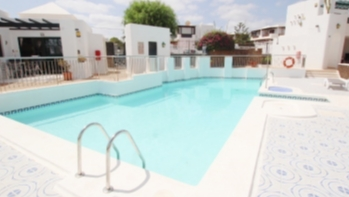 1 Bedroom ground floor apartment on secure gated complex in Puerto del Carmen