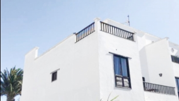 Spacious 3 bedroom apartment with sea and mountain views in Tias