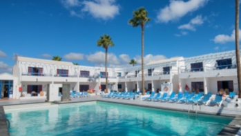 1 Bedroom 1 bathroom apartments with communal pool in Puerto del Carmen