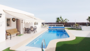 Beautiful 3 bedroom villa with private heated pool for sale in Tias