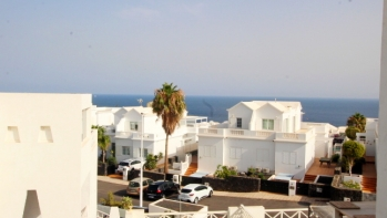 Studio apartment with great sea views in the Old Town of Puerto Del Carmen