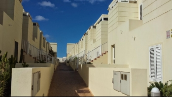 Ground floor 2 bedroom apartment in Costa Teguise