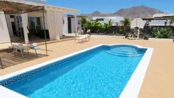3 bedroom villa with private pool in Costa Papagayo, Playa Blanca