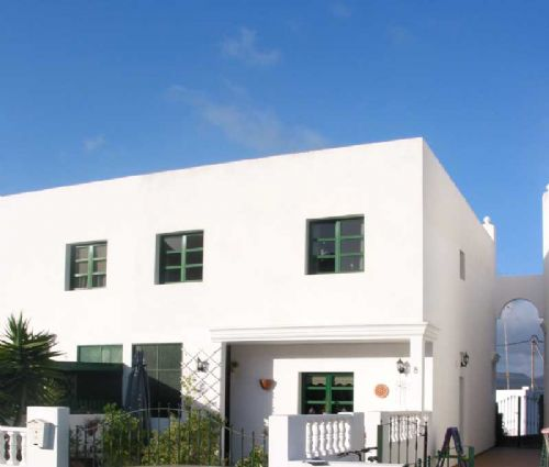 Semi-Detached 3 Bedroom Duplex - Yaiza